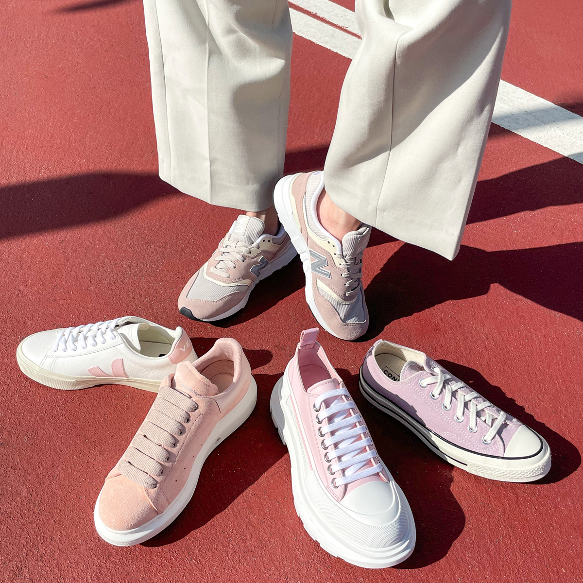 HBX Curation: Sneakers